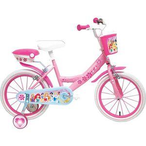 VÉLO ENFANT DISNEY PRINCESSES Vélo 14 pouces