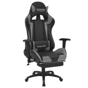 CHAISE DE BUREAU Chaise Gamer- Chaise de Bureau Racing Game Inclina
