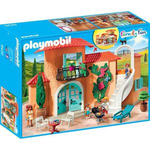 UNIVERS MINIATURE PLAYMOBIL 9420 - Family Fun - Villa de vacances -