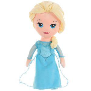 PELUCHE Posh Paws Disney Grande peluche poupée Reine des n