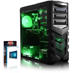 UNITÉ CENTRALE  VIBOX Mirage 3 PC Gamer Ordinateur avec War Thunde