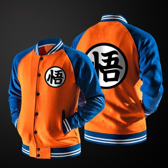 Veste Homme Shirt baseball Ball dragon CSwCvq
