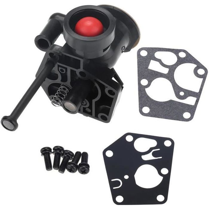 Carburateur en métal pour Briggs & Stratton 499809 498809A 494406 11 * 8.3 * 7cm -CWU