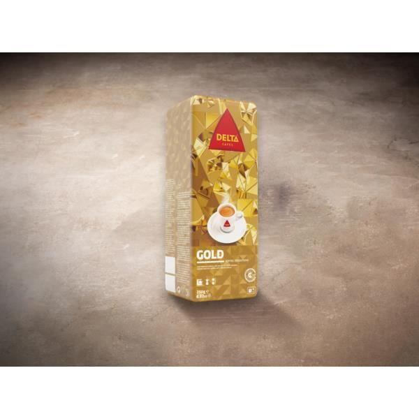 Café Gold moulu 250g
