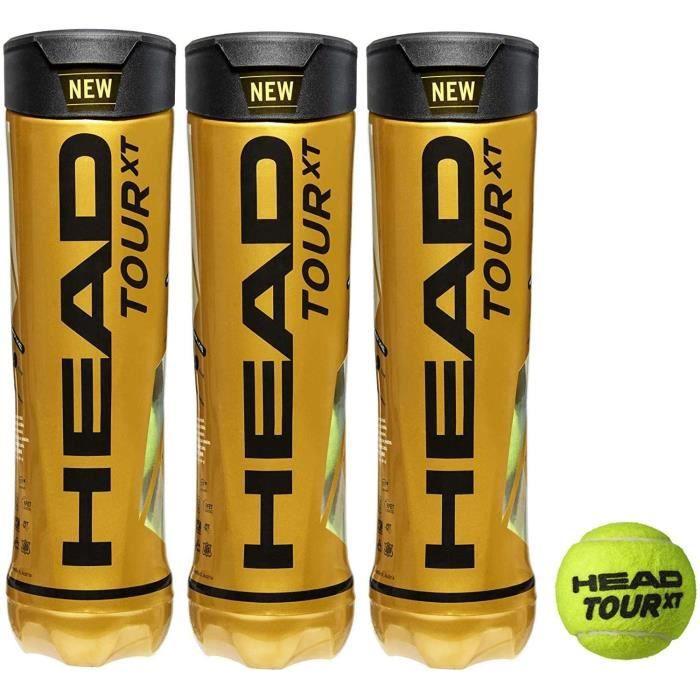 BALLE DE TENNIS HEAD Tour XT Balle de tennis de qualit&eacute sup&eacuterieure141