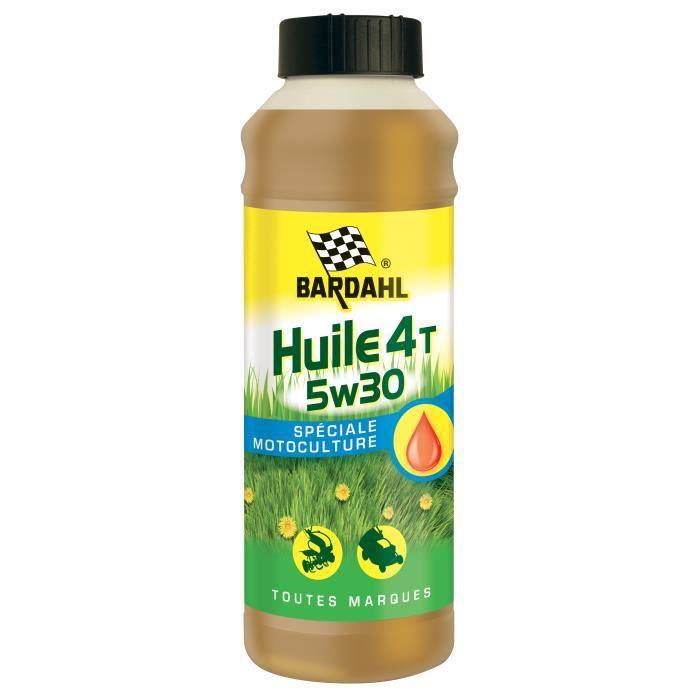 HUILE 4T SAE 30 SPECIALE MOTOCULTURE
