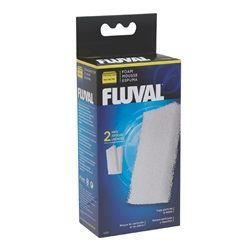 FLUVAL 2 blocs de mousses 106 - Pour aquarium