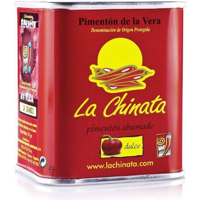 Paprika doux La Chinata - 70g
