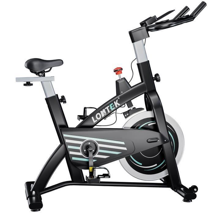 Vélo d'appartement YD-X8 , 8 Niveaux Réglable de Résistance, l'Équipement de Fitness Sportif