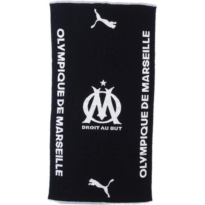 Serviette de bain drap de plage Om towel navy - Puma UNI Bleu Marine / Bleu Nuit