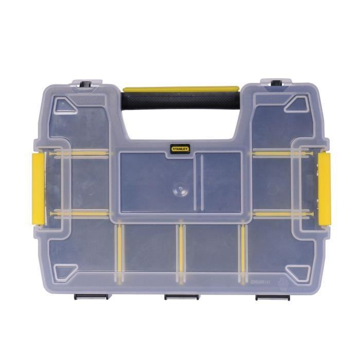 Stanley Boîte à outils SortMaster 29,5x6,5x21,5 cm STST1-70720