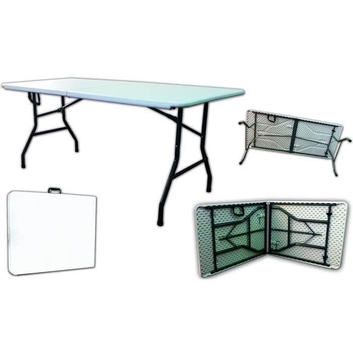 Table Camping Buffet Traiteur Pliante Portable Achat Vente Table D 39 Appoint Table Camping