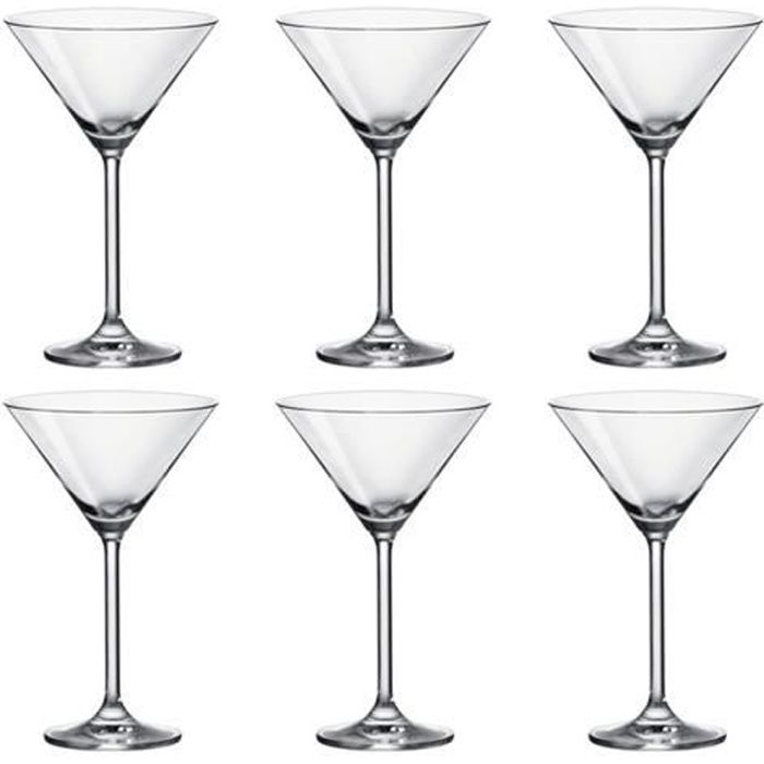6 verres cocktail leonardo daily achat vente verre cocktail cdiscount. Black Bedroom Furniture Sets. Home Design Ideas