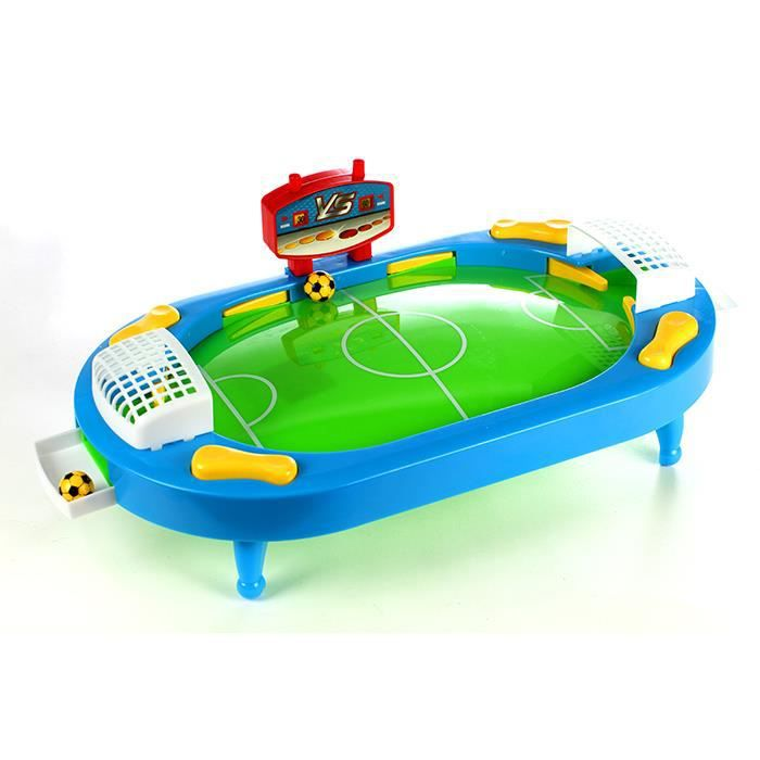 mini table de foot fa on flipper achat vente baby foot cdiscount. Black Bedroom Furniture Sets. Home Design Ideas