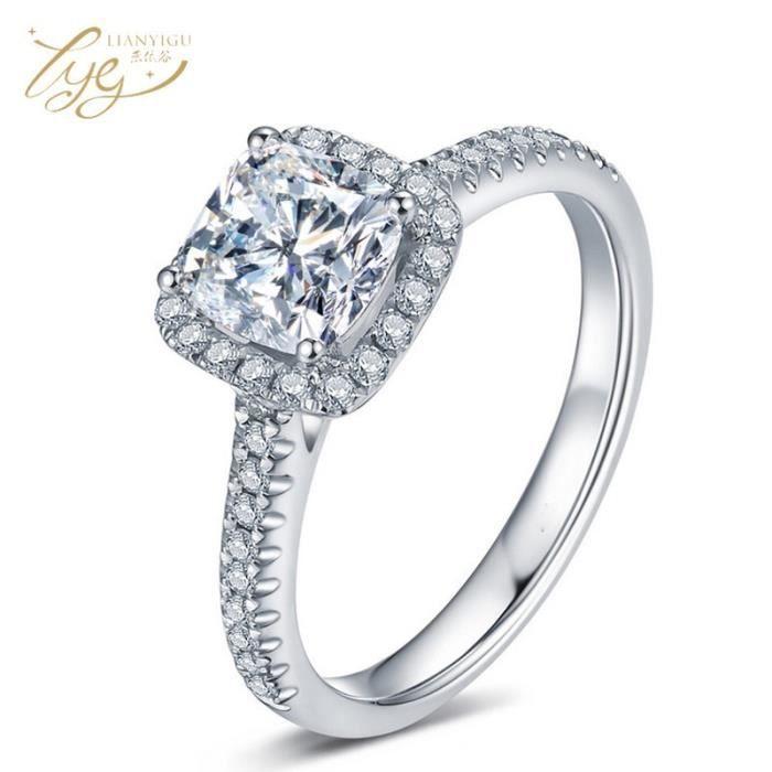 bague diamant de luxe
