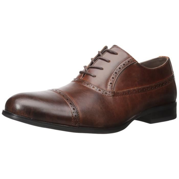 Cole Marron Anguille Forte Taille R Kenneth Unlisted Lkom1 Oxford 45 dqTxdzwI