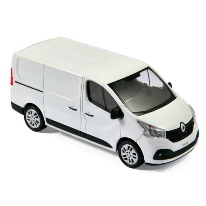 camionnette renault trafic 2014 blanc norev 1 43 achat vente voiture camion cdiscount. Black Bedroom Furniture Sets. Home Design Ideas