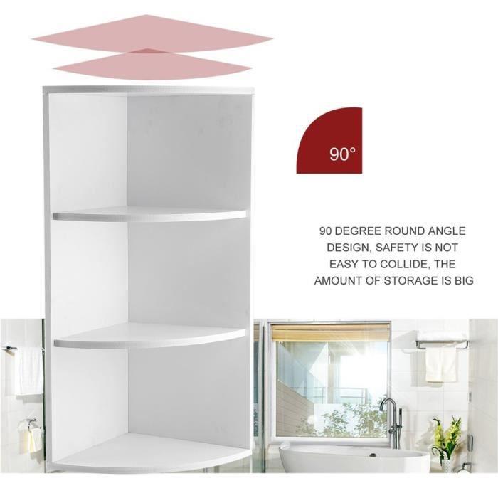 etagere murale pour salle de bain support d angle
