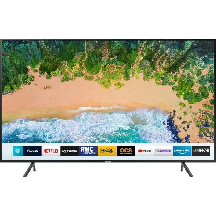 "Téléviseur LED SAMSUNG UE55NU7105KXXC TV LED 4K UHD 138 cm (55"")"