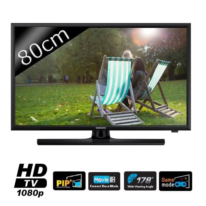 samsung tv lt32e310 full hd 1080p 80cm 32 pouces led 2 hdmi classe a t l viseur. Black Bedroom Furniture Sets. Home Design Ideas