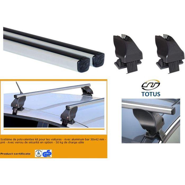 308 Station Wagon D/ès 2014 Barres de toit Alu Railing PEUGEOT