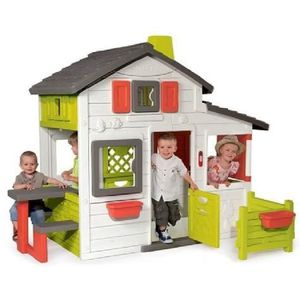 SMOBY Maison enfant Friends House