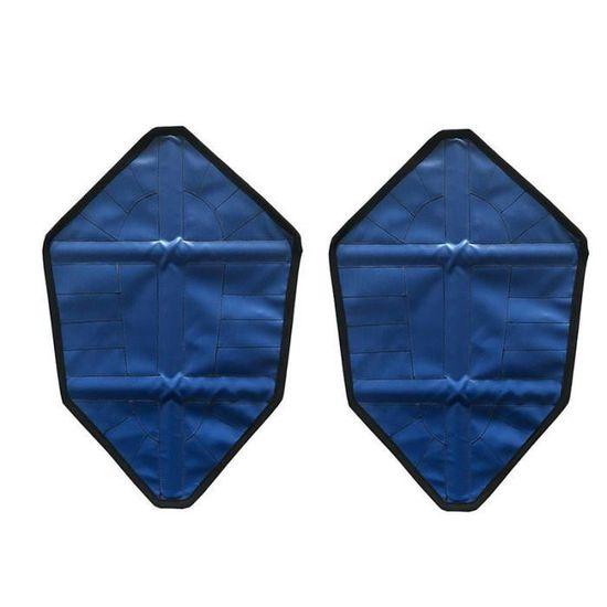 SOIMISS 6 Paires de Chaussures Couverture Lavable Portable Durable /Épaissie Couverture de Pied Int/érieure Protection de Chaussures Couvre-Chaussures pour La Maison Hommes Femmes
