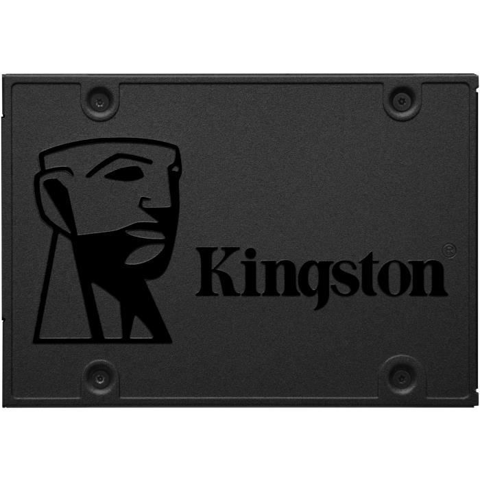 KINGSTON Disque SSD SSDNow A400 - 120 Go - SATA 6Gb/s