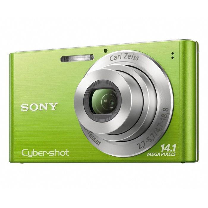 SONY Cyber-shot DSC-W320 Vert