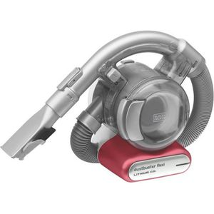BLACK&DECKER PD1020L Aspirateur ? main sans sac - 10,8V - 10 min d'autonomie