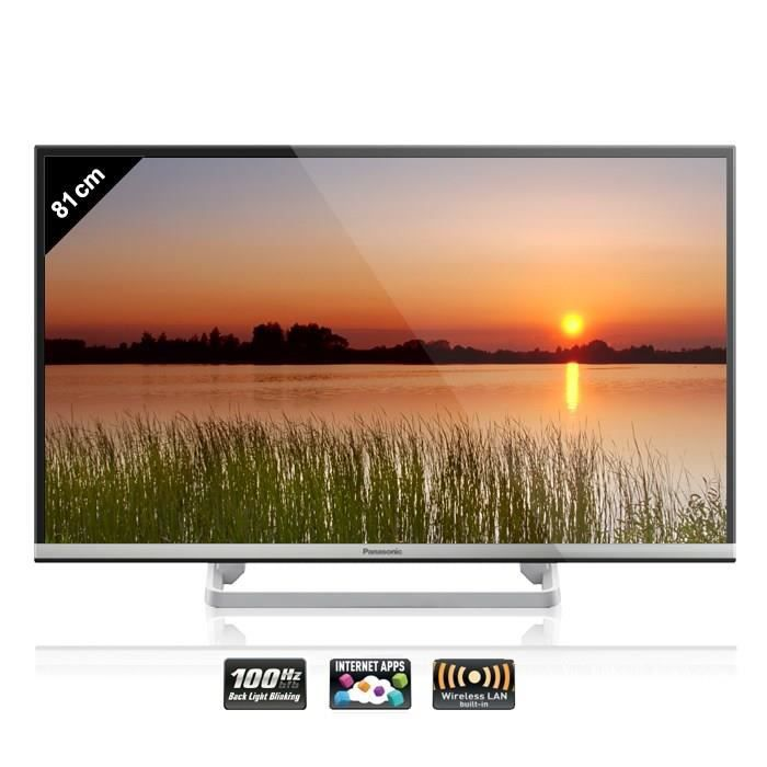 panasonic tx 32as520e tv connect hd 81 cm t l viseur led prix pas cher cdiscount. Black Bedroom Furniture Sets. Home Design Ideas