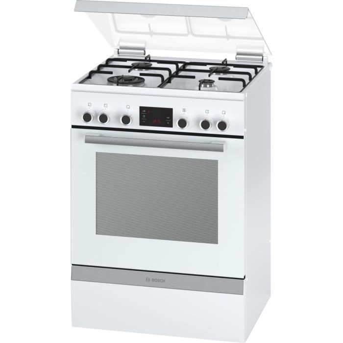 bosch hgd74w320f cuisini re gaz 60cm ctalayse 6 achat. Black Bedroom Furniture Sets. Home Design Ideas