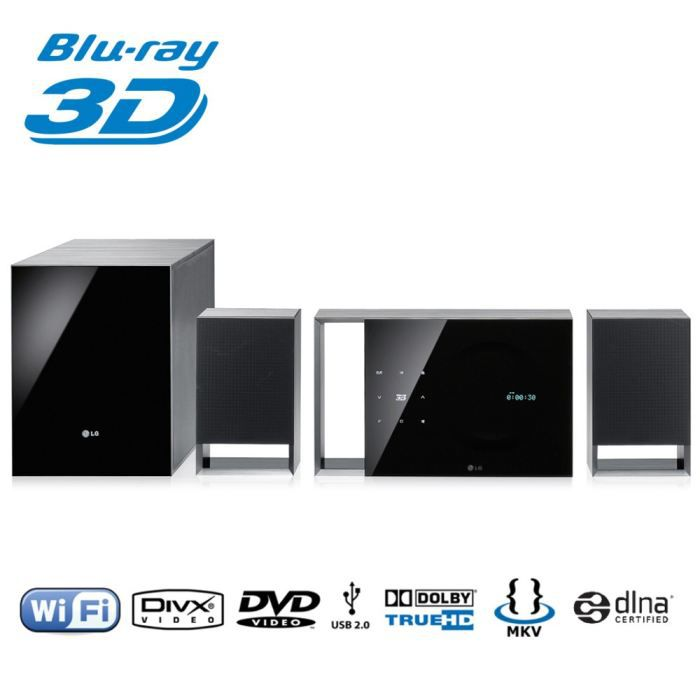 lg bh5320f home cin ma 2 1 blu ray 3d wifi ensemble. Black Bedroom Furniture Sets. Home Design Ideas