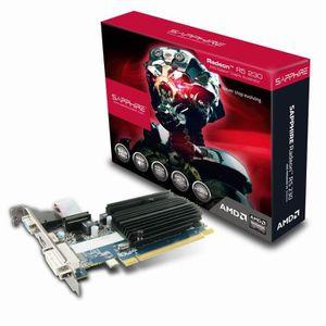 CARTE GRAPHIQUE INTERNE Sapphire Carte graphique AMD Radeon R5 230 1Go DDR