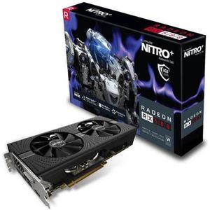 CARTE GRAPHIQUE INTERNE Sapphire Carte graphique AMD NITRO+ Radeon™ RX 580