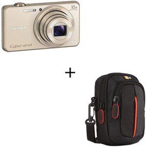 PACK APPAREIL COMPACT Pack Appareil photo numérique compact SONY DSC-WX2
