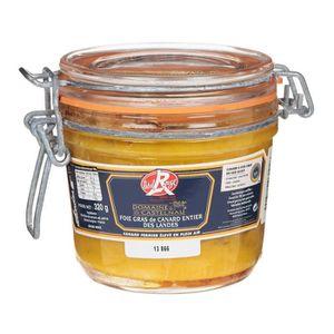 PATÉ FOIE GRAS Foie Gras de Canard Entier Label Rouge 320g x1