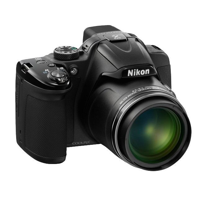 nikon coolpix p520 bridge noir 18 1 mp zoom 42x achat. Black Bedroom Furniture Sets. Home Design Ideas