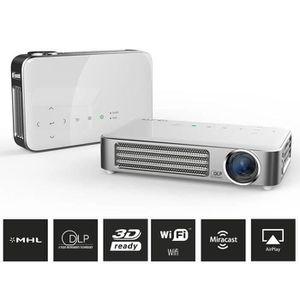 Vidéoprojecteur VIVITEK QUMI Q6 blanc Vidéoprojecteur WXGA HD WiFi