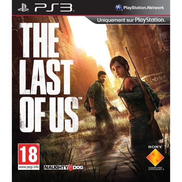 JEU PS3 THE LAST OF US / Jeu console PS3