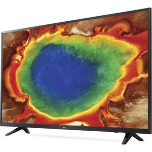 Téléviseur LED LG 55UJ620V TV LED 4K HDR 138 cm (55