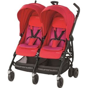 POUSSETTE  BEBE CONFORT Poussette Canne Double Dana for 2 - R
