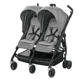POUSSETTE  BEBE CONFORT Poussette Canne Double Dana for 2 - C