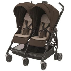 POUSSETTE  BEBE CONFORT Poussette Canne Double Dana for 2 - E