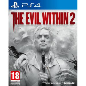 JEU PS4 The Evil Within 2 Jeu PS4