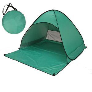 Coleman D/ôme solaire avec abri de plage anti-UV Vert//Gris