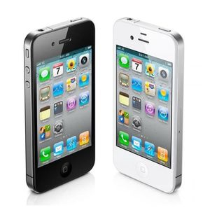 SMARTPHONE APPLE iPhone 4 16GO Noir