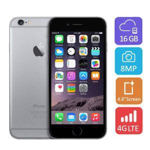 SMARTPHONE RECOND. Apple iPhone 6 16 Go Gris Sidéral Débloqué Smartph