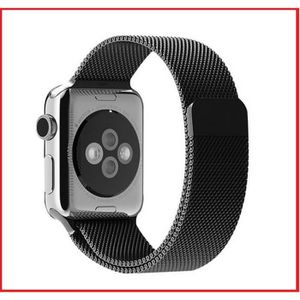 BRACELET MONTRE CONNEC. Bracelet Apple Watch I Watch en acier inoxydable 4