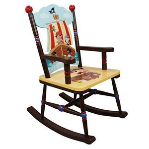 FAUTEUIL Primary PRODUCTS LTD Fauteuil à Bascule Pirate Mu